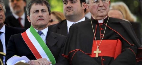 Cardinal Vicario, la scossa datevela voi. E iniziate a pagare le tasse.